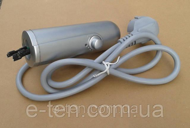 Терморегулятор аналоговый съемный к патронным ТЭНам / 5°С - 30°С (по температуре воздуха) / СЕРЫЙ     Италия