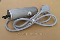 Терморегулятор аналоговый съемный для патронного ТЭНа, 5 - 30 °С (темпер. воздуха), СЕРЫЙ       HT, Италия