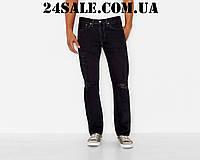 Джинсы Levi's 514 Straight Fit, Black Dell, фото 1