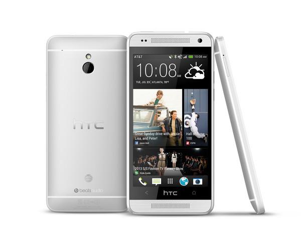 HTC One mini  (Silver)