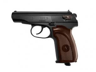 Пневматиеские пистолеты и револьверы