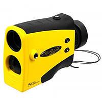 Лазерный дальномер TruPulse 360B (желтый) — Bluetooth, измерение до 2000 м, измерение горизонтальных и вертика