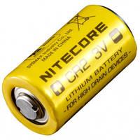 Батарейка литиевая Li-Ion CR2 Nitecore 3V (850mAh) (6-1075)