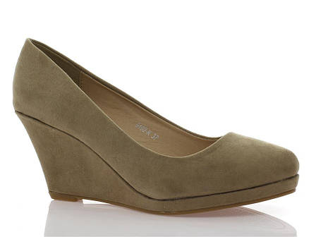 Женские туфли SMARALD KHAKI