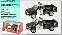 Коллекционная модель авто Dodge Ram (Police)