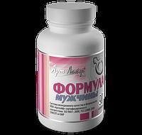 Формула мужчины - эффективный комплекс на основе растительных экстрактов для решения специфических проблем мужского здоровья.