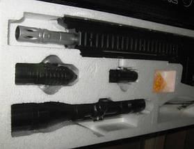 Автомат Cyma P137. Пневматический автомат-карабин. Детский автомат Cyma P137., фото 2