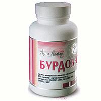Бурдок – С – комплекс для поддержки работы организма за счет коррекции любого вида нарушений обмена веществ.