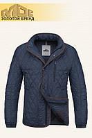 Мужская синяя осенняя куртка MOC арт. 41