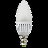 LED лампа E14 6W Bellson, фото 1