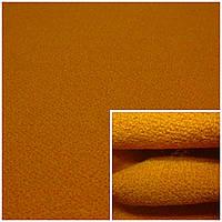 Пальтовая ткань шерстяная (цвет апельсина)