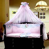 Постельные принадлежности для детской кроватки Свитанок Greta