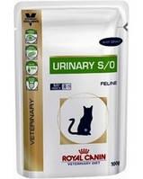Консервы (влажный корм) для кошек при заболевания нижних мочевыводящих путей Royal Canin Urinary Feline 100 гр