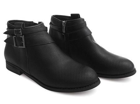 Женские ботинки Greyson black