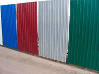 Стеновой профнастил покупайте напрямую от завода-производителя Lion Steel