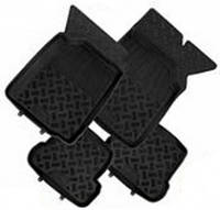 Комплект ковриков в салон Chery Amulet, резиновые, 4 шт