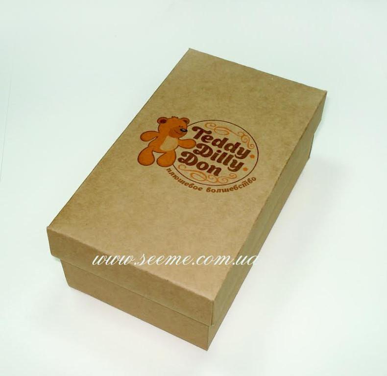 Коробки из крафт картона 13