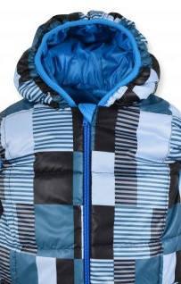 Красивая модная качественная демисезоння куртка на мальчика, фото 2