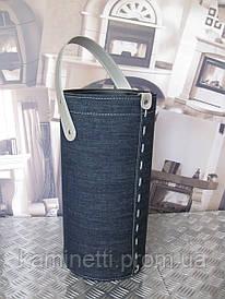 Подставка для каминных принадлежностей Cinta jeans Италия