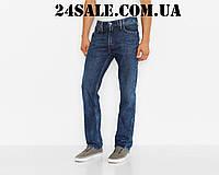 Джинсы Levi's 513 Slim Fit Straight Leg, Blue Nirvana, фото 1