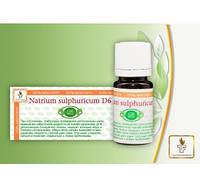 СОЛЬ ШЮССЛЕРА #11 Natrium sulphuricum D6