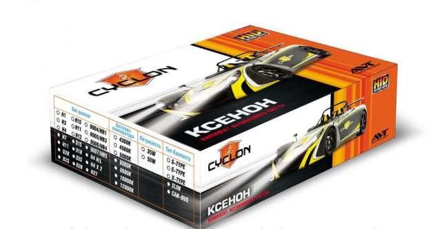 Комплект ксенона CYCLON 6000K/5000K/4300K 35W - «Море инструментов» в Запорожье