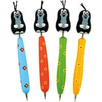 Шариковая ручка Кротик Деревянные развивающие игрушки