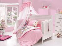 Постельное белье с набором для новорожденных First Choice Happy Baby Well бамбук