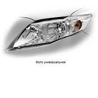 Комплект дефлекторов фар Toyota Prado 150, 2 шт, EGR
