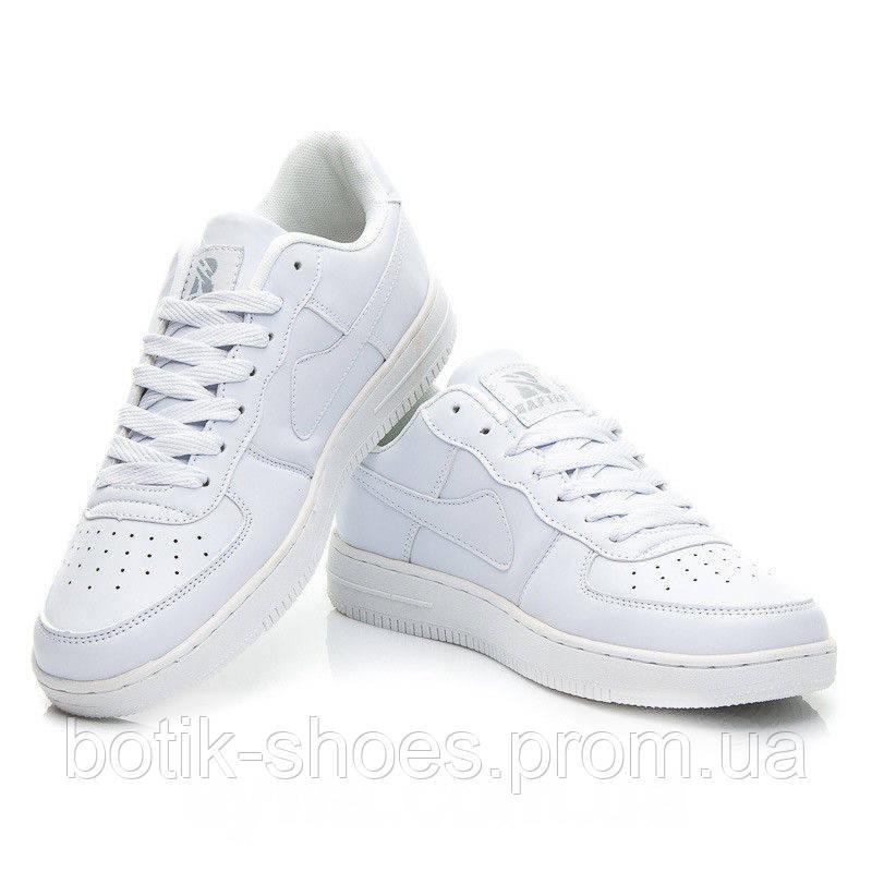 9a02bb5b Топ продаж Женские белые легендарные кроссовки копия Nike Air Force 1 Low