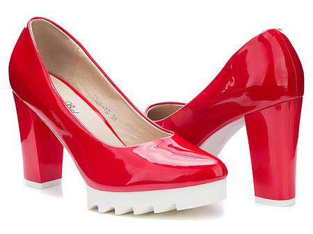 Женские туфли Ariver RED