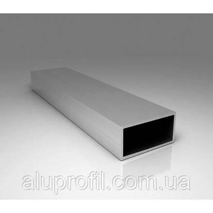 Алюминиевый профиль — труба прямоугольная 80х40х2