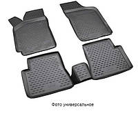 Комплект ковриков в салон Subaru Impreza 2008-/Forester 4шт Petex