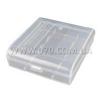 Коробочка для аккумуляторов, защитная Soshine SBC-004 (4xAA) (11-1038)