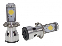 Светодиодные лампы Cyclon LED H4 Hi/Low 6000K 3000Lm type 1