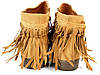 Женские ботинки Amelie Camel, фото 3