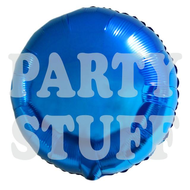фольгированные шарики круглые