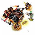 """Конструктор Nexo Knights 79237  """"Лавинный разрушитель Молтора"""" 199 деталей, фото 2"""