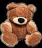 Большй  медведь Алина Бублик 200 см коричневый
