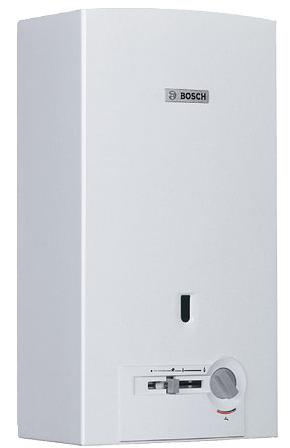 BOSCH Therm 4000 WR 15-2 PTherm 4000 O до 15л./мин. / пьезо. Модуляция мощности, адаптирована для да