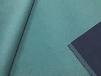 Кашемир Версаль двухсторонний (синий, индиго) (арт. 01152)