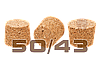BIOWIN пробка 50/43 мм