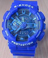 Часы Casio(Касио) G-Shock GA110 Синие