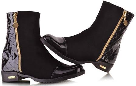 Женские ботинки AMETHYST