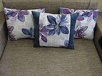 Комплект декоративных подушек для дивана