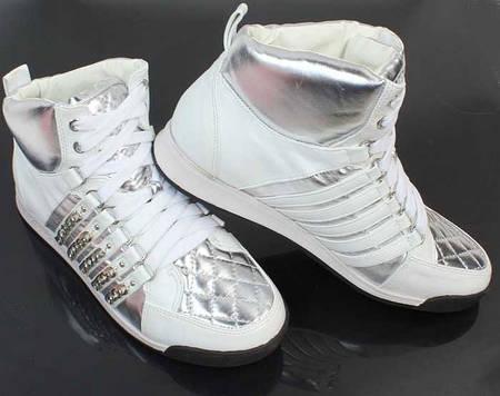 Женские кроссовки Yenise Silver