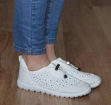 Женские кроссовки DETTA White