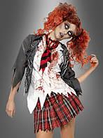Карнавальный женский костюм на Хеллоуин