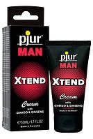 Возбуждающий крем для мужчин Pjur Man Xtend Cream 50 ml