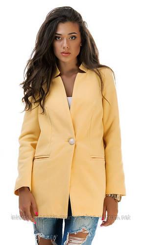 Пальто-пиджак женское